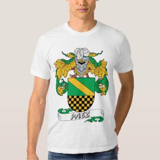 Paez Family Crest Tee Shirt