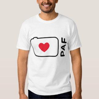 PAF tshirt