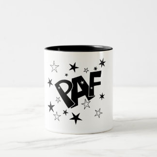 Paf Two-Tone Coffee Mug