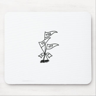 PAFTA Flags Mouse Pad