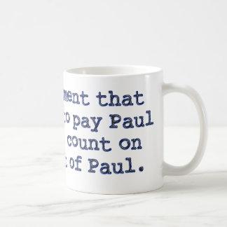 Paga Paul Taza