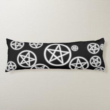 Halloween Themed Pagan Art Body Pillow