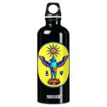 pagan azteca design.png de los símbolos del sol