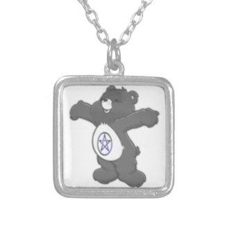 Pagan Bear Necklace