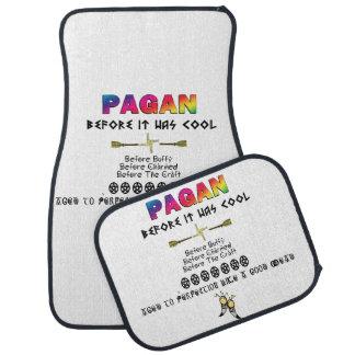 Pagan Before It Was Cool Car Seats Car Mat