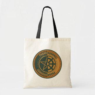 Pagan Buddhist Canvas Bag