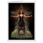 Pagan Card - Spellweaver