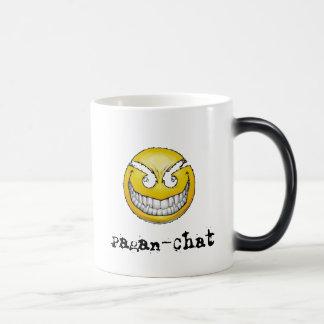 Pagan Chat Color Changing Mug
