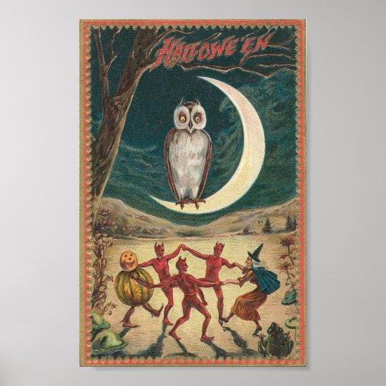 Pagan Dance Poster