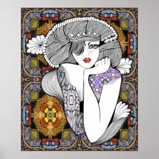 Pagan Diva Posters