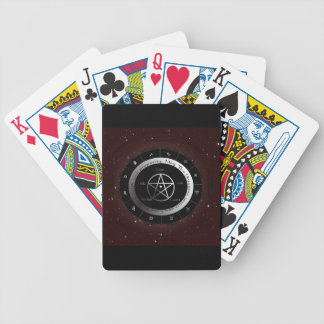 Pagan Elements wheel Bicycle Playing Cards