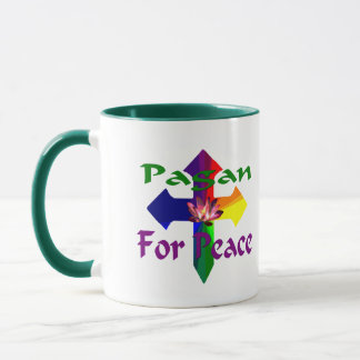 Pagan For Peace Mug
