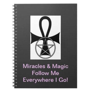 Pagan Grimoire Notebooks