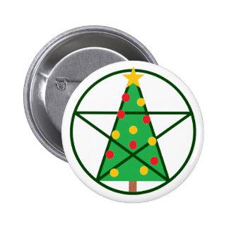 Pagan Holiday Pinback Button