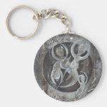 Pagan Moondance Keyring Keychains