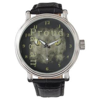 Pagan orgulloso relojes de mano