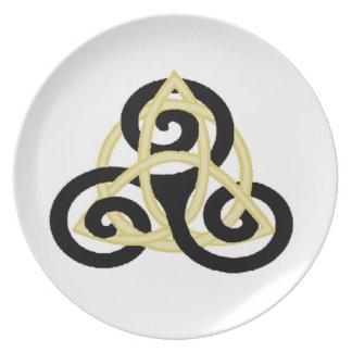 Pagan Plate