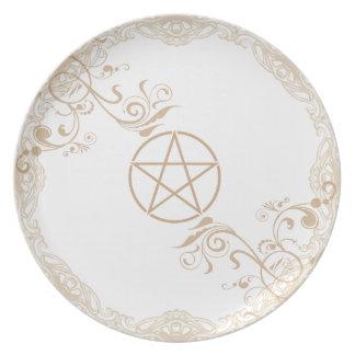 Pagan Renaissance: New Spring Dinner Plate