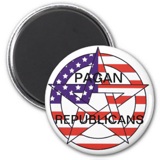Pagan Republicans Refrigerator Magnets