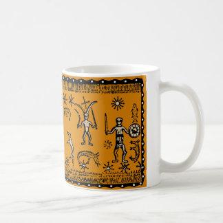 Pagan Ritual Ceremony Coffee Mug