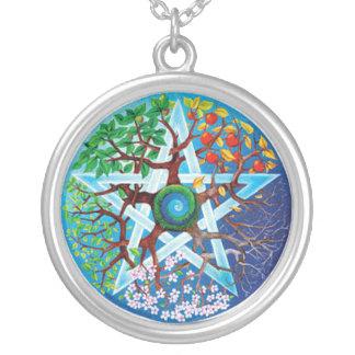 Pagan Seasons Necklace