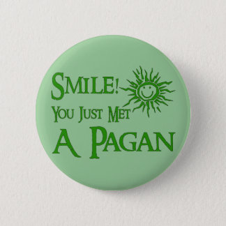 Pagan Smile Button