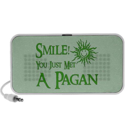 Pagan Smile Mini Speaker