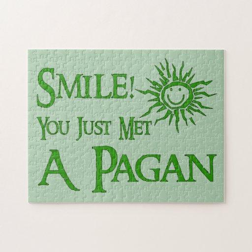Pagan Smile Puzzles
