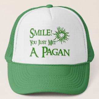 Pagan Smile Trucker Hat