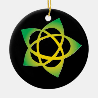 Pagan Star Ornament