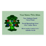 PAGAN VOTER BUSINESS CARDS