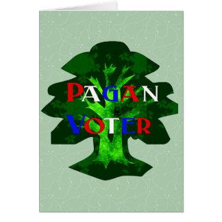 PAGAN VOTER CARD