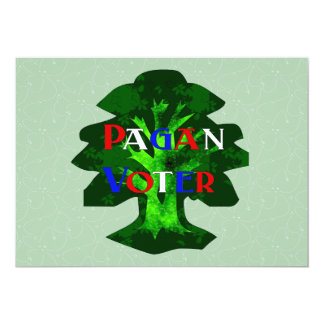 PAGAN VOTER CARD