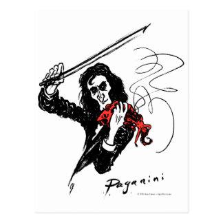 Paganini color3 b&w&red 300dpi postcard
