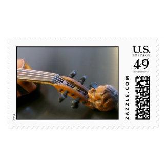Paganini Scroll Postage