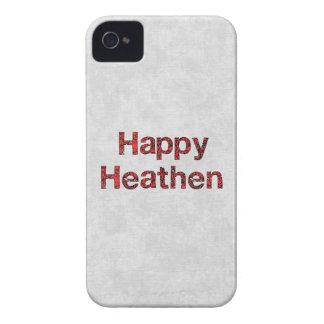 Pagano feliz iPhone 4 protector