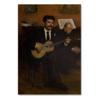 Pagans y Auguste de Gas de Lorenzo de Edgar Degas