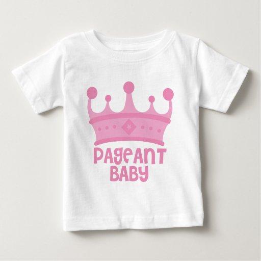 Pagant Baby T-shirt