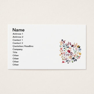 page339, Name, Address 1, Address 2, Contact 1,... Business Card