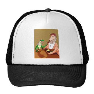 page3 trucker hat