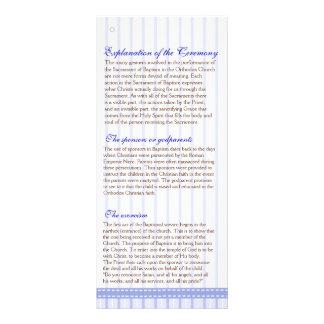 Page 2/5 Greek Orthodox Church Baptism Program