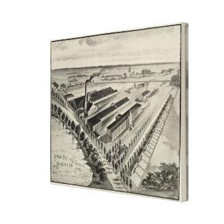 Page Belting Company, concordia, NH Impresiones De Lienzo