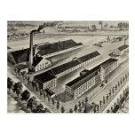 Page Belting Company, concordia, NH Tarjeta Postal