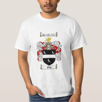 Page Family Crest - Page Coat of Arms T-Shirt