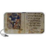 Page from a Haggadah iPod Speaker