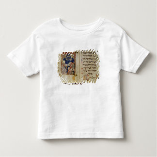 Page from a Haggadah Toddler T-shirt