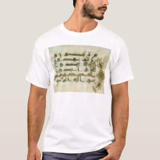 Page from the Koran, from Tunisia T-Shirt