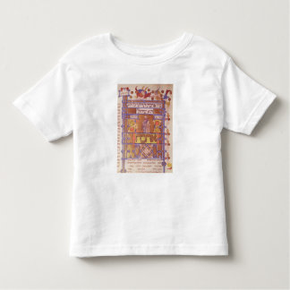 Page from the Mishneh Torah, systematic code Toddler T-shirt