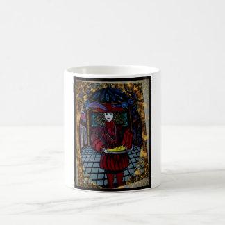 Page of birds coffee mug