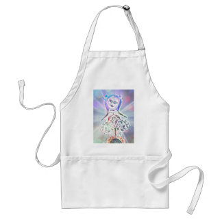 Page Of Wands Adult Apron
